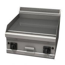 Gastro-Inox 600 Trendline bakplaat met glad geslepen plaat 103.120