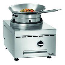 Bartscher Gas wok-tafelplaat GWTH1 1052303