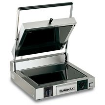 Euromax keramische extra depth medium grill - 1370RVTXD