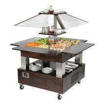 Roller Grill Buffet/salad-bar 4x1/1gn 304180