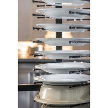 Jackstack verrijdbaar bordenrek geschikt voor 88 borden 309.006
