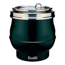 Soepketel Dualit zwart 11 lit