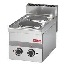 Modular 600 Kookplaat 2 platen 316605