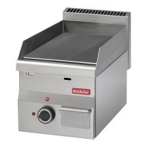 Modular 600 Bak/grillplaat glad electr. 316632