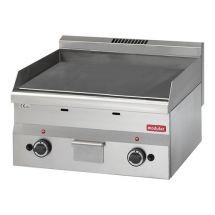 Modular 600 Bak/grillplaat glad gas 316634