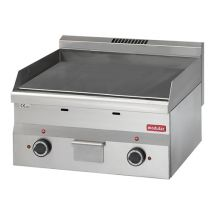 Modular 600 Bak/grillplaat glad electr. 316639