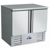 SARO Gekoelde werkbank model VIVIA S 401 323-1006