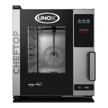 Unox Cheftop Mind One combisteamer compact power version 5x2/3gn-230 596233 Mindmaps One XECC-0523-E1R
