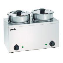 Bartscher Bain-Marie Hotpot, 2x pan, 3,5 L 606035