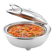 Chafing dish Genoa rond 6,8ltr