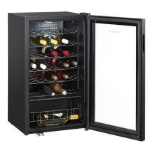 Severin wijnklimaatkast m/glas 95l. 910070