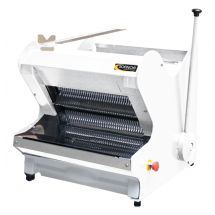 Sofinor semi-automatische broodsnijmachine tafelmodel wit 230V BY45T2