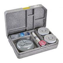 Cambro Tablotherm GoBox maaltijdbezorgingssysteem met servies CW811