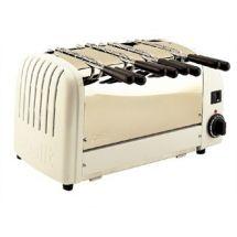 Dualit sandwich toaster 4 sleuven wit 41034 E977