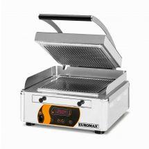 Euromax duplex RVS medium grill - 1768DRR