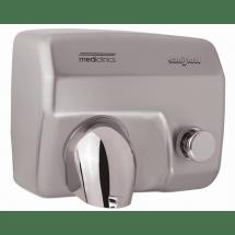 Mediclinics Handendroger RVS look drukknop 12220