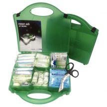Aero BS8599 premium first aid kit refill catering medium