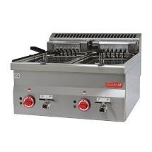 Gastro M 600 elektrische friteuse 2x 10L 60/60 FRE GL909