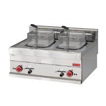Gastro M 650 elektrische friteuse 2x 10L 60/70 FRE GL922