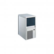 Electrolux Ijsblokjesmachine 25 kg, bunker 8 kg, watergekoeld, r404a 730009