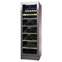 Electrolux Wijnkoelkast, 170 flessen, roestvrijstaal, glasdeur, r600a 720003