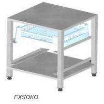 Meerprijs Ecomax RVS open onderstel FXSOKO