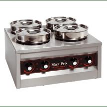 Foodwarmer MAXPRO 4 potten hotpot bain marie 921454