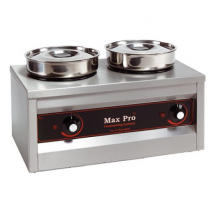Foodwarmer MAXPRO 2 potten hotpot bain marie 921452