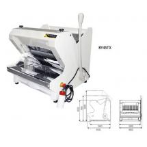 Sofinor semi-automatische broodsnijmachine tafelmodel wit 400V BY45TX