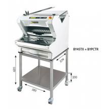 Sofinor automatische broodsnijmachine tafelmodel wit 400V BY45TAX