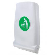 Magrini verticale baby verschoningstafel / baby verzorgingstafel / verschoontafel GF963