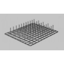 Meerprijs RVS Pennenrek 568x625 mm
