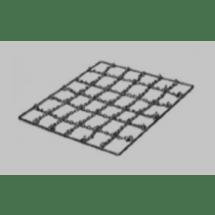 Meerprijs RVS Afdekrek 568x665 mm
