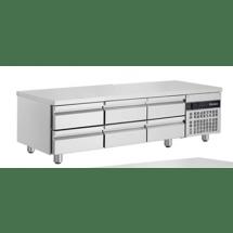 INOMAK koelwerkbank snacklijn PWR333
