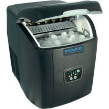 Polar C-serie tafelmodel ijsblokjesmachine 11kg output T315