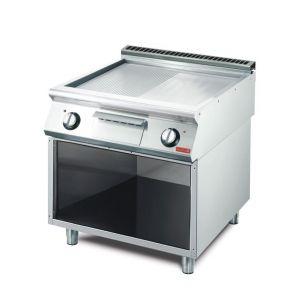 Gastro M 700 plus elektrische bakplaat GM70/80 FTRES-CR GN104
