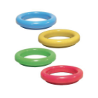 Meerprijs Sofinor gele rubberen ring voor afvalopening - OPLVDJ